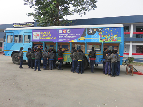 Mobile Science Exhibition
