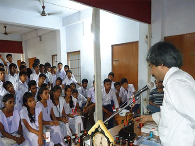 Science Demonstration Lectures